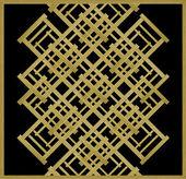 Elegant Abstract Geometric Background — Foto Stock