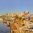 Punta del Este Port View — Stock Photo