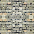 Cobbles Street Pattern — Stock Photo