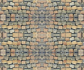 Cobbles Pattern — Stock Photo