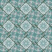 Geometric Diamonds Motif Pattern — Stock Photo