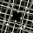 High Tech Grid Background — Stock Photo