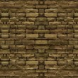 Stock Photo: Brick Wall Wide Screen Background