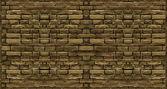 Brick Wall Wide Screen Background — Stock Photo