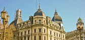 Classic Style Buildings of Buenos Aires — Stock Photo