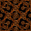 Refined Wood Decorative Background Pattern — Stock Photo #41278547
