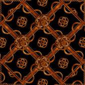 Refined Wood Decorative Background Pattern — Stock Photo