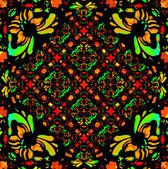 鮮やかな色の洗練された飾り — ストック写真