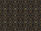 Luxury Geometric Motif Background — Foto de Stock
