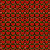 Wzór serca — Zdjęcie stockowe