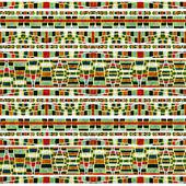 Modello stile azteco — Foto Stock