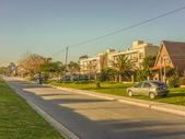 Parque Miramar Neighbourhood Street View — Stock Photo
