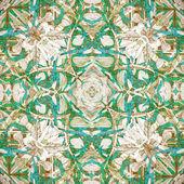 Ancient Arabesque Geometric Pattern — Stock Photo