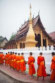 Monjes budistas — Foto de Stock