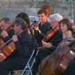Сlassical symphony orchestra — Stock Video