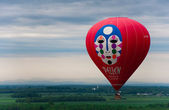 Hot Air Balloon, Canada — Stock Photo