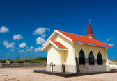 Aruba Church — Stock Photo