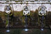 Bali Fountain — Stock Photo