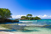 Perfect Island, Dominican Republic — Stock Photo