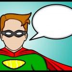 ������, ������: Talking superhero