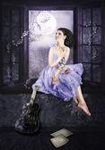 Lilac dreams — Stock Photo