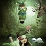 The invitation to a fairy tale — Stock Photo #37018859