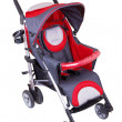 Baby carriage - Stock Photo