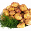 Potatoes — Stock Photo #13071433