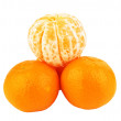 Stock Photo: Mandarins