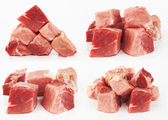 Raw meat — Stock Photo