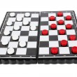 Stock Photo: Checkers