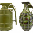 Fighting grenade — Stock Photo