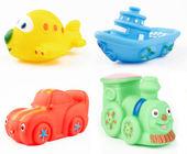 Zabawki wanną — Zdjęcie stockowe