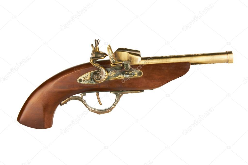 Pistol — Stockfotografi © pioneer111 #13819167