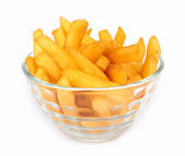 Bowl of french — Stock Photo
