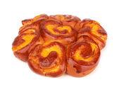 Bake cinnamon — Stock Photo