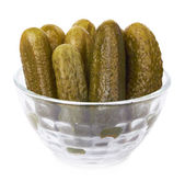 Marinated cucumbers — Photo
