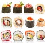 Sushi rolls — Stock Photo #31107931
