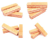Wafers — Stock Photo
