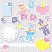Stickers — Stock Photo