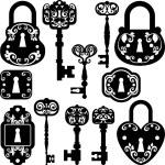 ������, ������: Old keys and locks