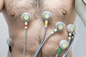 EKG test — Stock fotografie