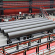 Big-diameter pipes for natural gas — Stock Photo #12770261