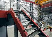Escaleras modernas — Foto de Stock