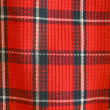 Red plaid — Stock Photo #12811131