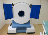 Mobile CT Scanner — Stock Photo