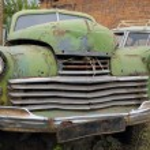Vintage Car — Stock Photo #13267726