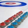 Curling stones — Stockfoto #14778763