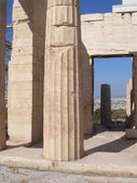 Propylea Acropolis — Stock Photo