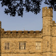 Stock Photo: Leeds Castle Towers, Turrets and Ramparts